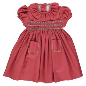 Amaia Moohren Red Dress