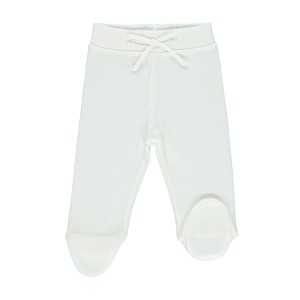 Bebe Organic Bebe Pant in Off White