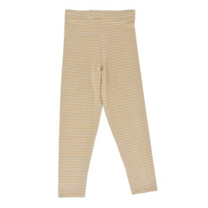 Library Littles Kismet Legging in Yellow Stripe