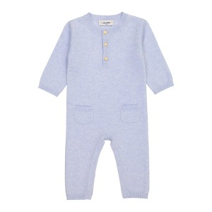 Les Lutins Boris Onesie in Light Blue