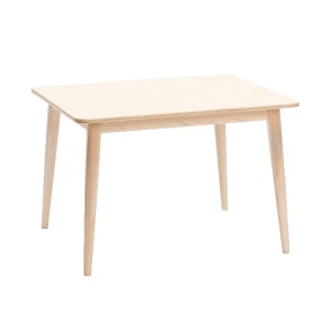 Milton and Goose Crescent Play Table in Natural