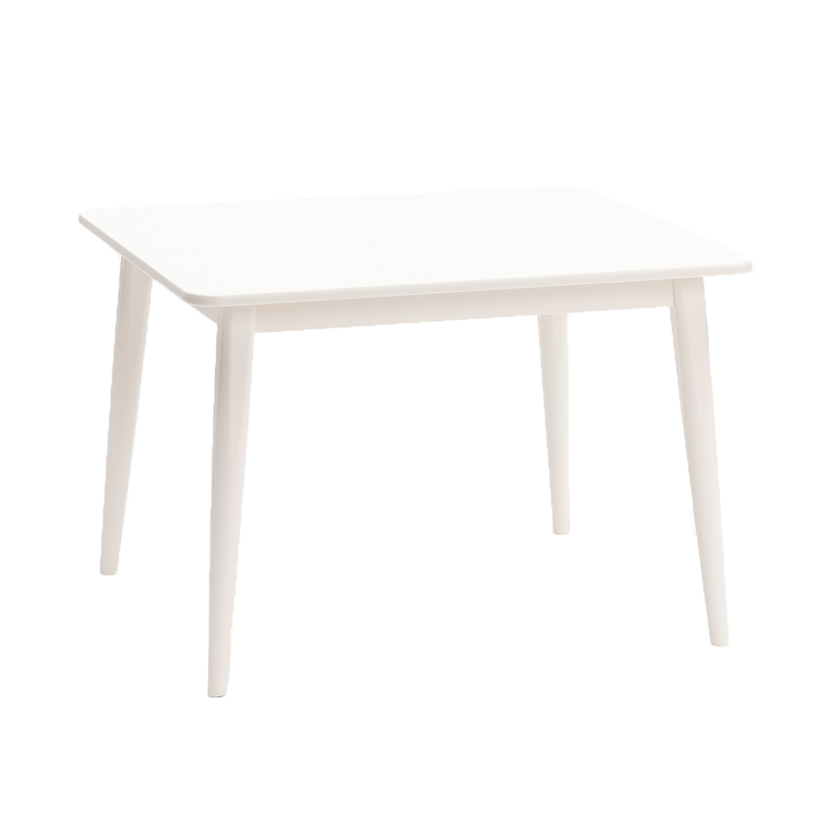 Milton and Goose Crescent Play Table in White