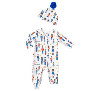Petidoux Little Soldiers Baby Set