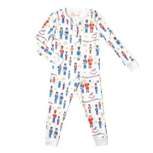 Petidoux Little Soliders Pajamas
