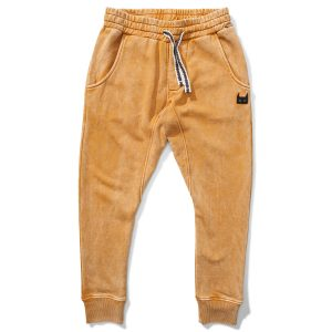 Munster Kids Kick Flip Pant in Mustard