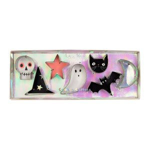 Meri Meri Halloween Icons Mini Cookie Cutters