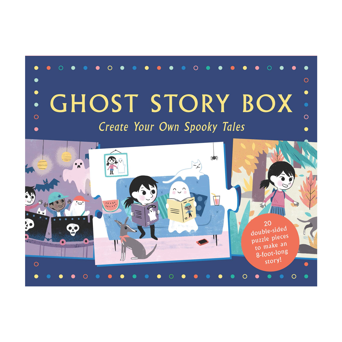 Laurence King Ghost Story Box