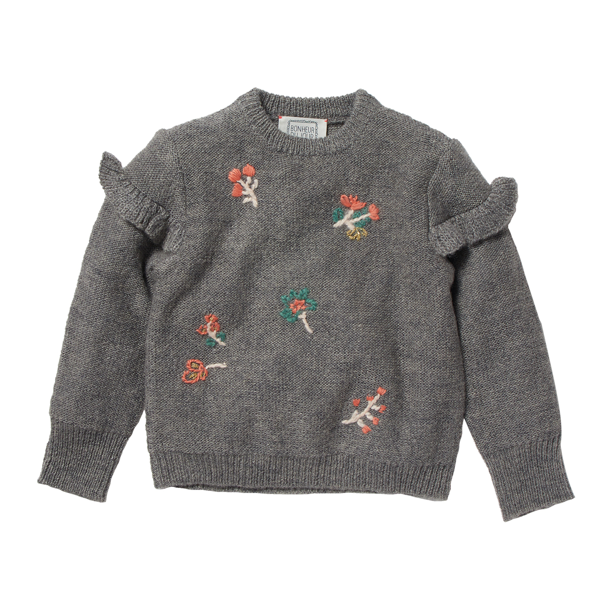 Bonheur Du Jour Emmy Sweater in Anthracite