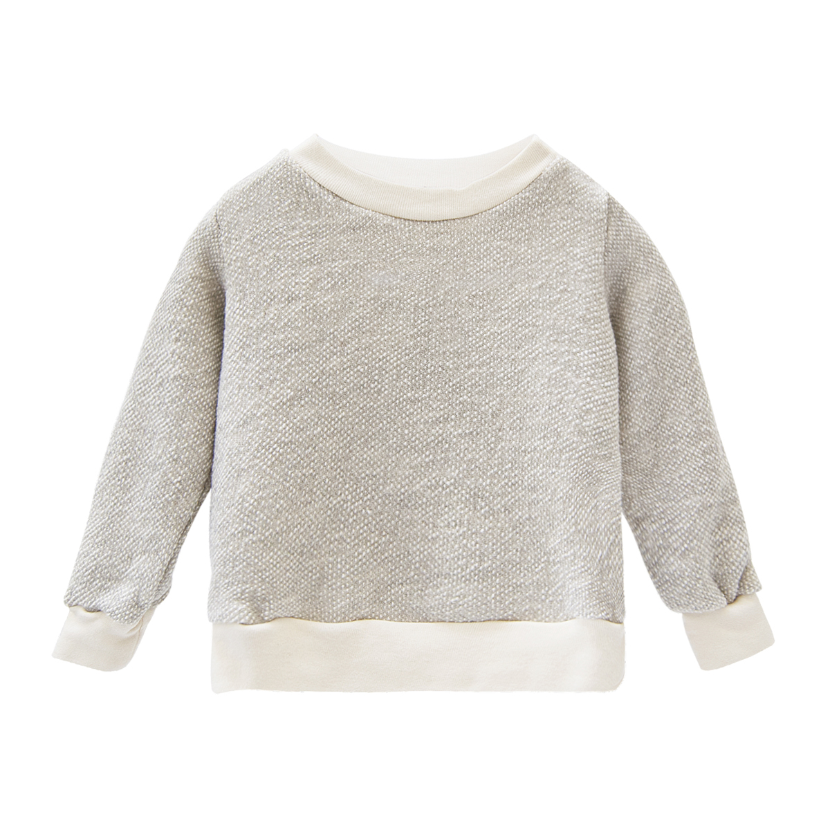 Go Gently Nation Crew Neck in Natural