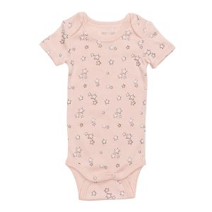 Hart + Land organic cotton baby lap shoulder bodysuit