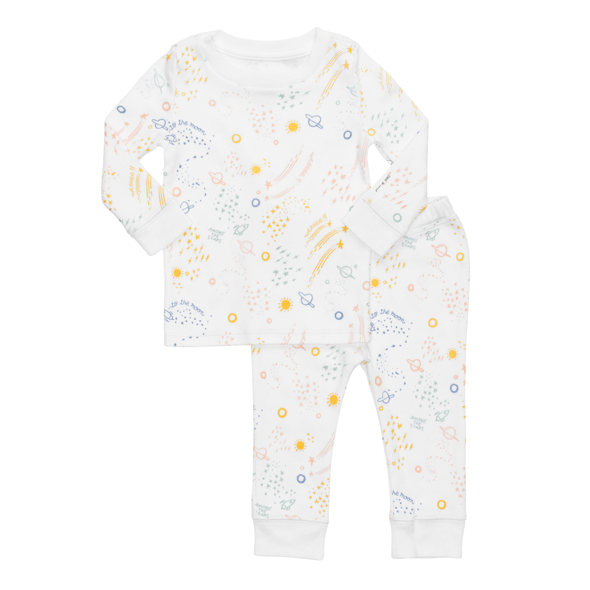 HART + LAND Pajama Set Tiny Galaxy