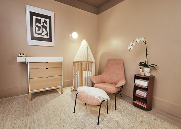The wonder nursing room
