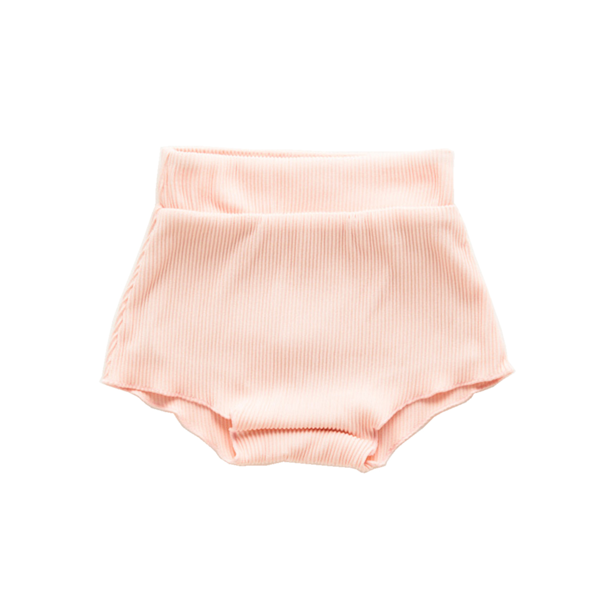 Zulu and Zephyr Mini Mermaid Edge Short in Blush