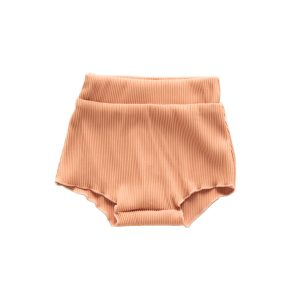 Zulu and Zephyr Mini Mermaid Edge Short in Terracotta