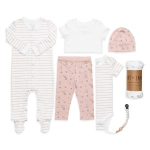 Hart + Land $150 Gift Set in Sepia Rose