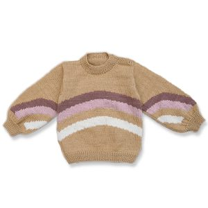 Shirley Bredal Rainbow Sweater in Masala