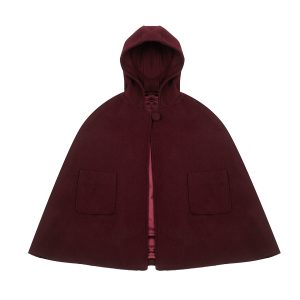 Darcybow Mulberry Cape