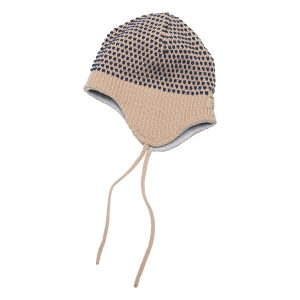 Mini A Ture Gill Hood Hat in Sand