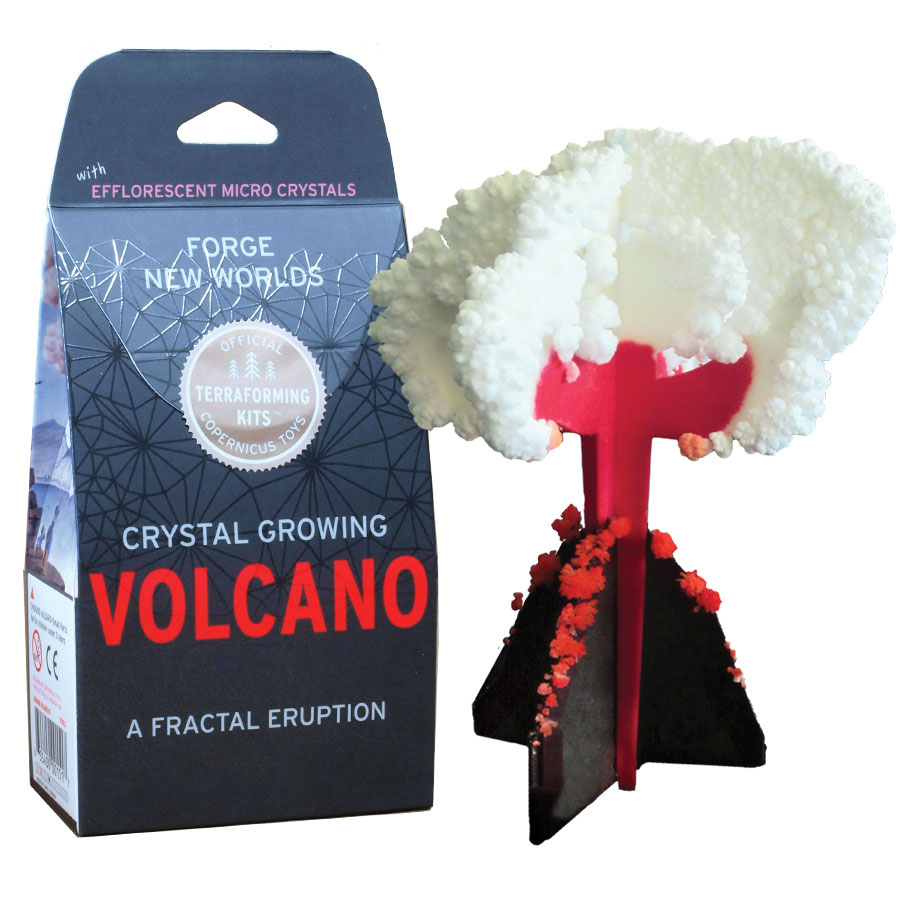 Crystal Volcano Kit