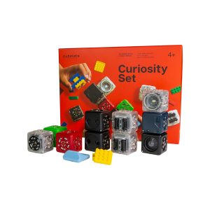 Modular Robotics Curiosity Set with Box