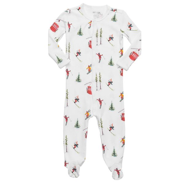 Baby Footed Bodysuit
