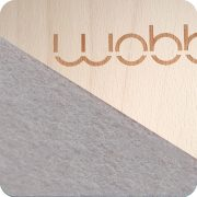Wobbel Board Baby Mouse