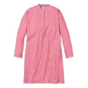 Women's Beatrice Red Mini Gingham Nightgown