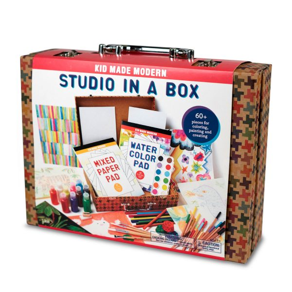 KidMadeModernStudioInABox