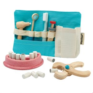 PlanToys Dentist Set