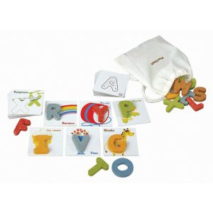 PlanToys Alphabet A-Z Learning Toy