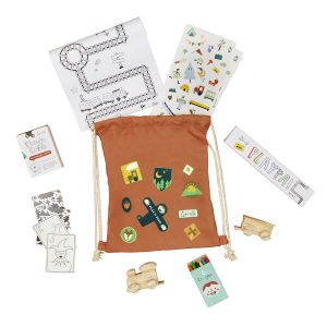 Olli Ella Play N Pack Forest AW19