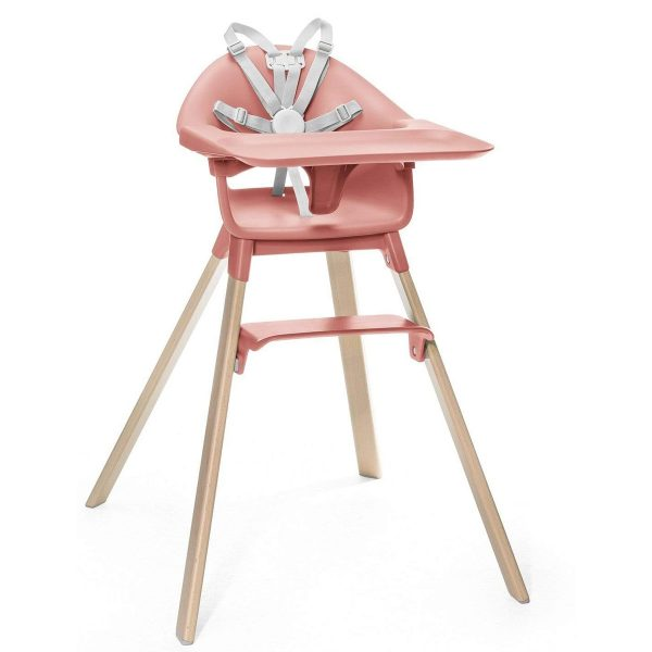 StokkeClickHighChairSunnyCoral1