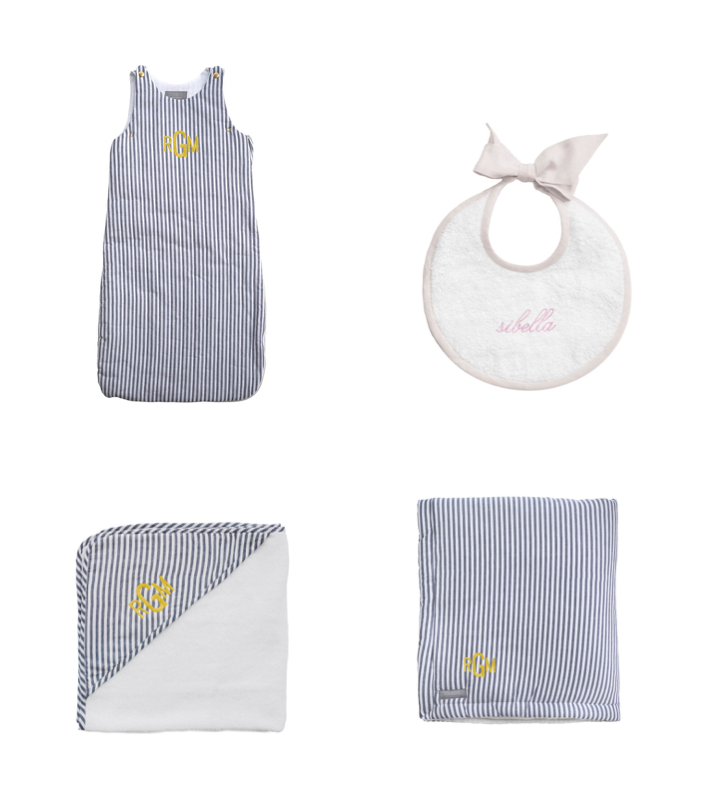Louelle personalized gifts for baby