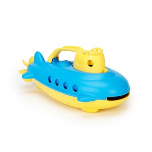Green Toys Yellow Submarine with Blue