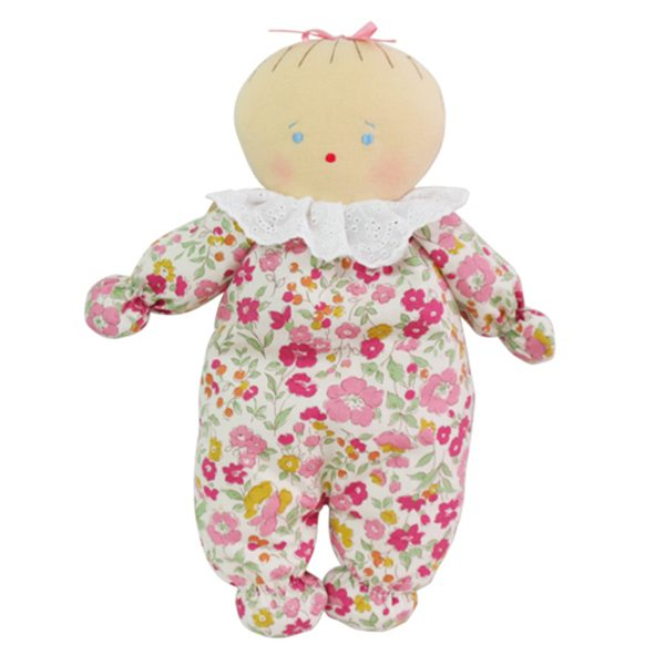 Alimrose Asleep Awake Baby Doll Rose Garden AW19