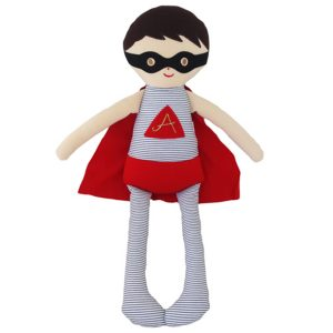 Alimrose Super Hero Boy Doll