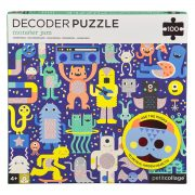 Petit Collage Decoder Puzzle Monster Jam AW19
