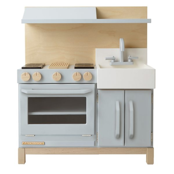 Milton and Goose Essential Play Kitchen Hood Grey AW19