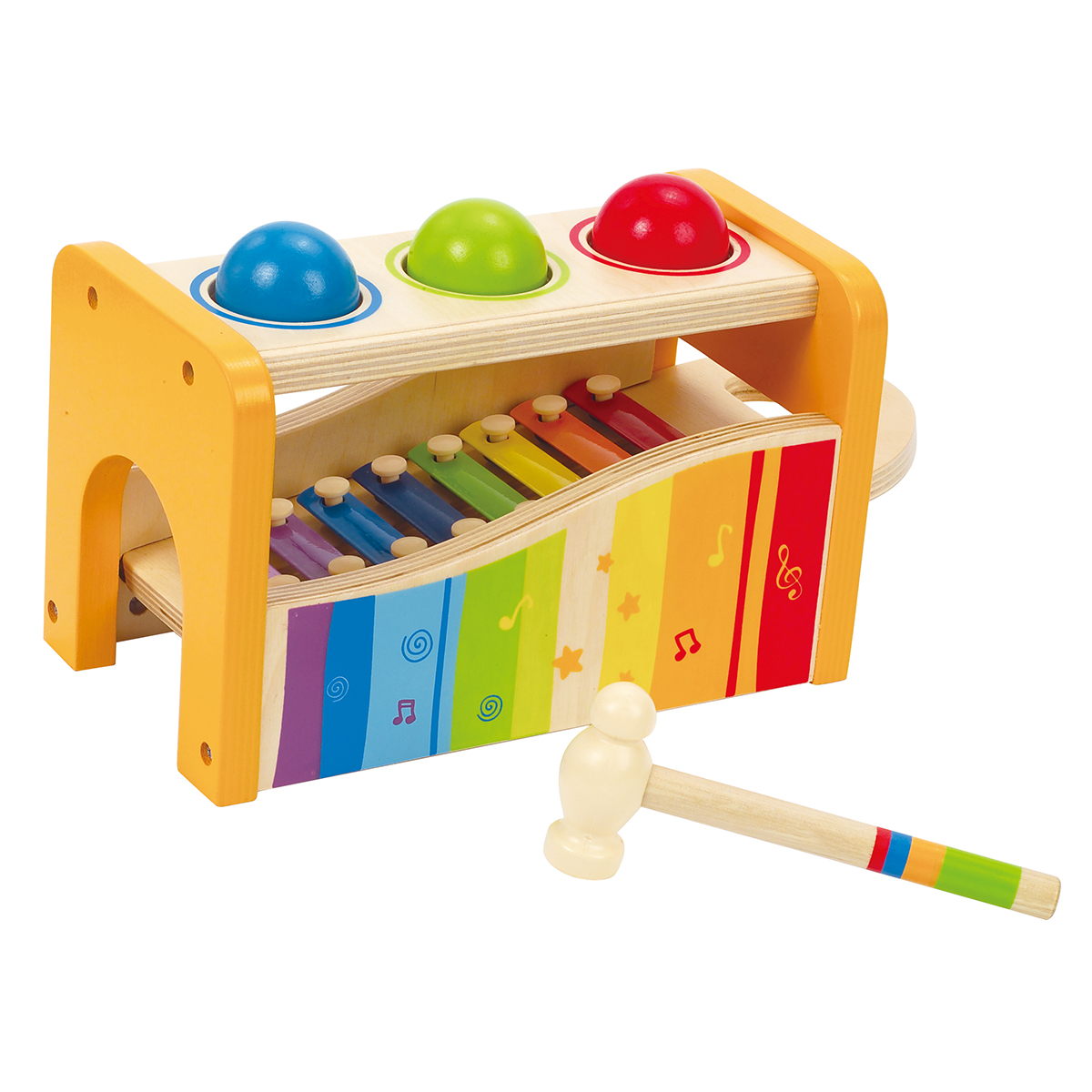 Hape Pound and Tap Bench AW19