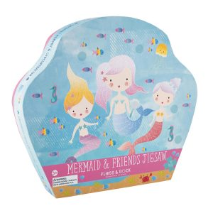 Floss & Rock Mermaid 40 Piece Jigsaw AW19