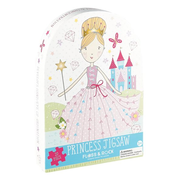 Floss & Rock Princess 20 Piece Jigsaw