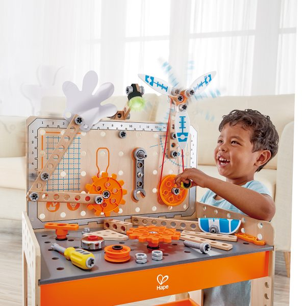 Hape Deluxe Scientific Workbench AW19