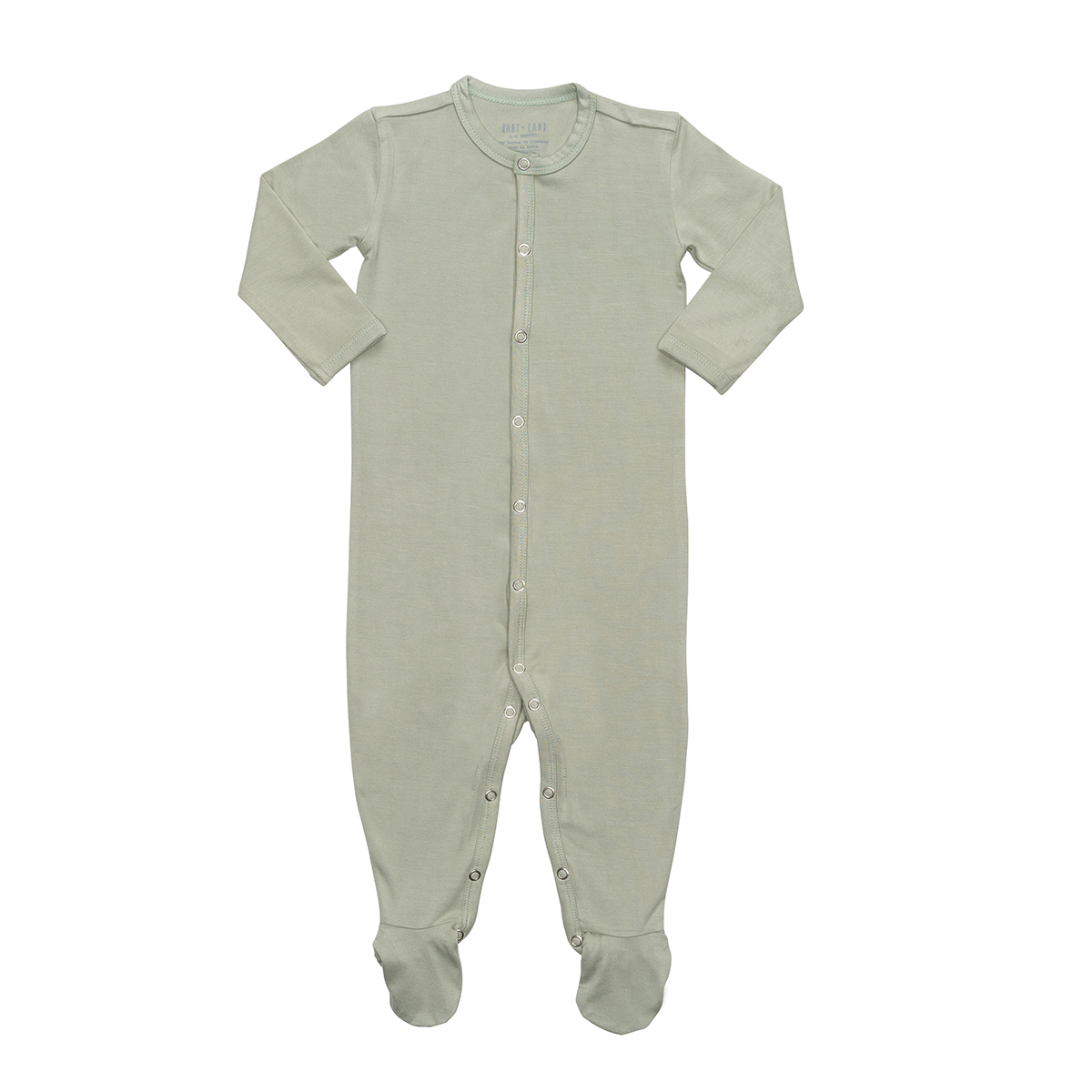 HART + LAND Bamboo footed bodysuit