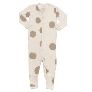 HART + LAND Footless bamboo romper