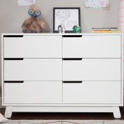 Babyletto Hudson 6-in-1 Double Drawer Dresser AW19