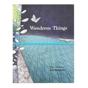 Liz Swanson Wondrous Things Coloring Book