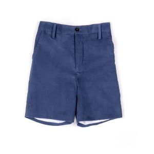 Amaia Kuka Shorts in Blue - Front