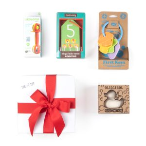 The Tot Stocking Stuffer Gift Sets- baby $50
