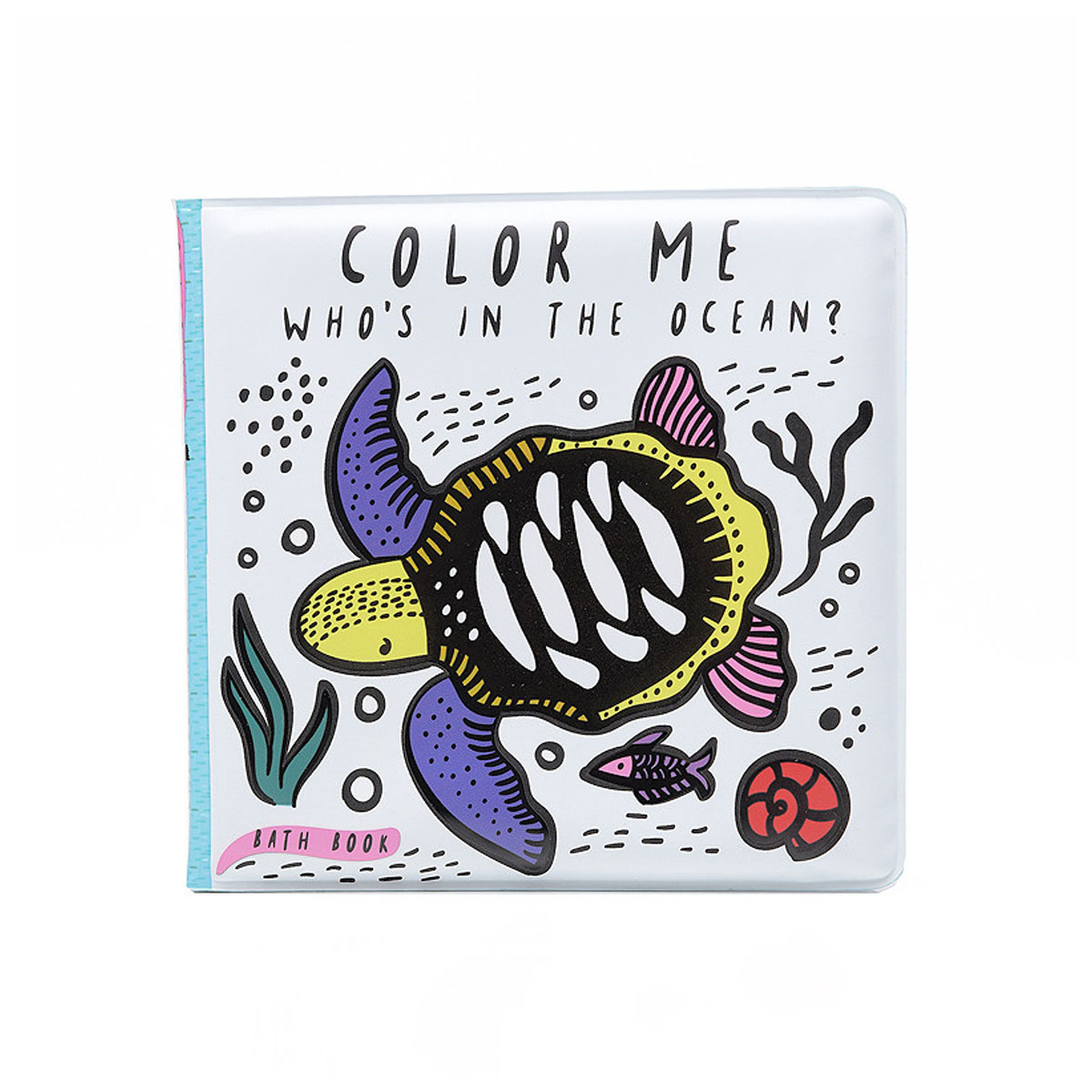 Wee Gallery Color Changing Bath Books Ocean