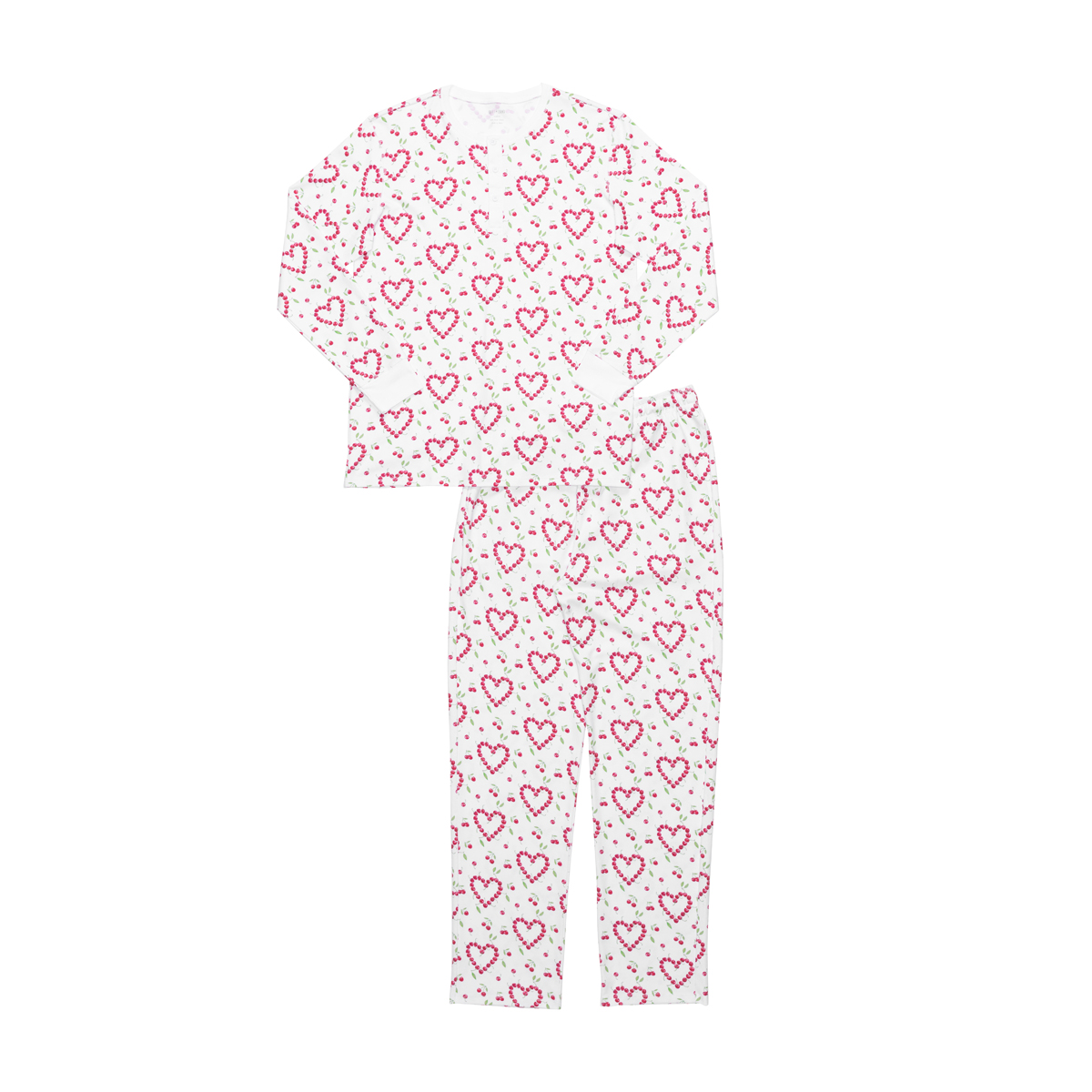 HART + LAND Men's Pima Cotton PJ Set
